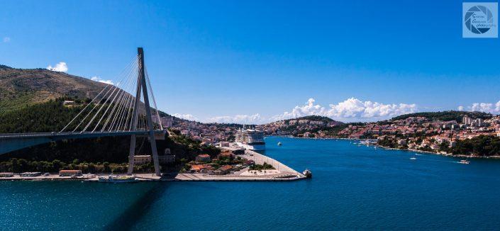 Dubrovnik Hafen Kroatien